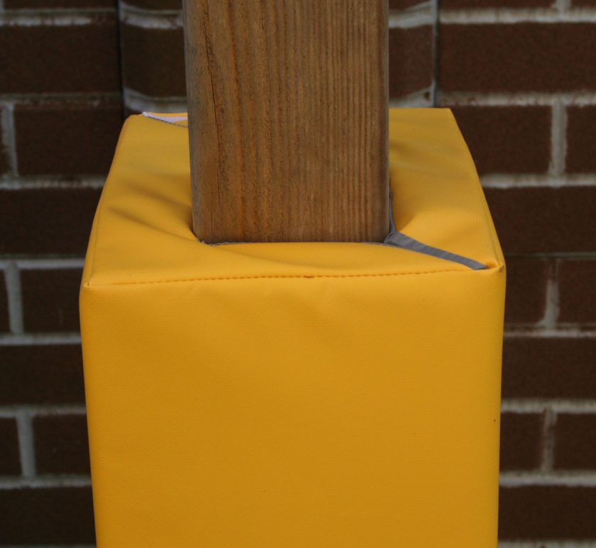 propads yellow post protector pad product shot