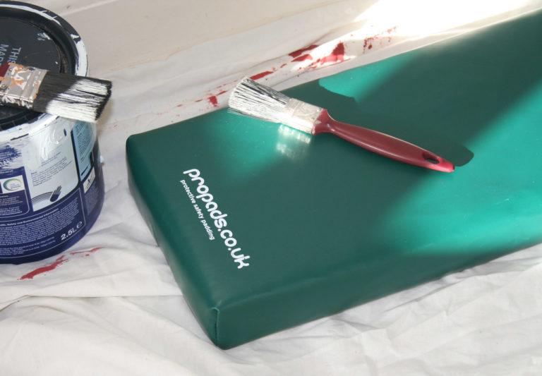 propads green knee mat for decorators