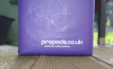 purple propads knee mat