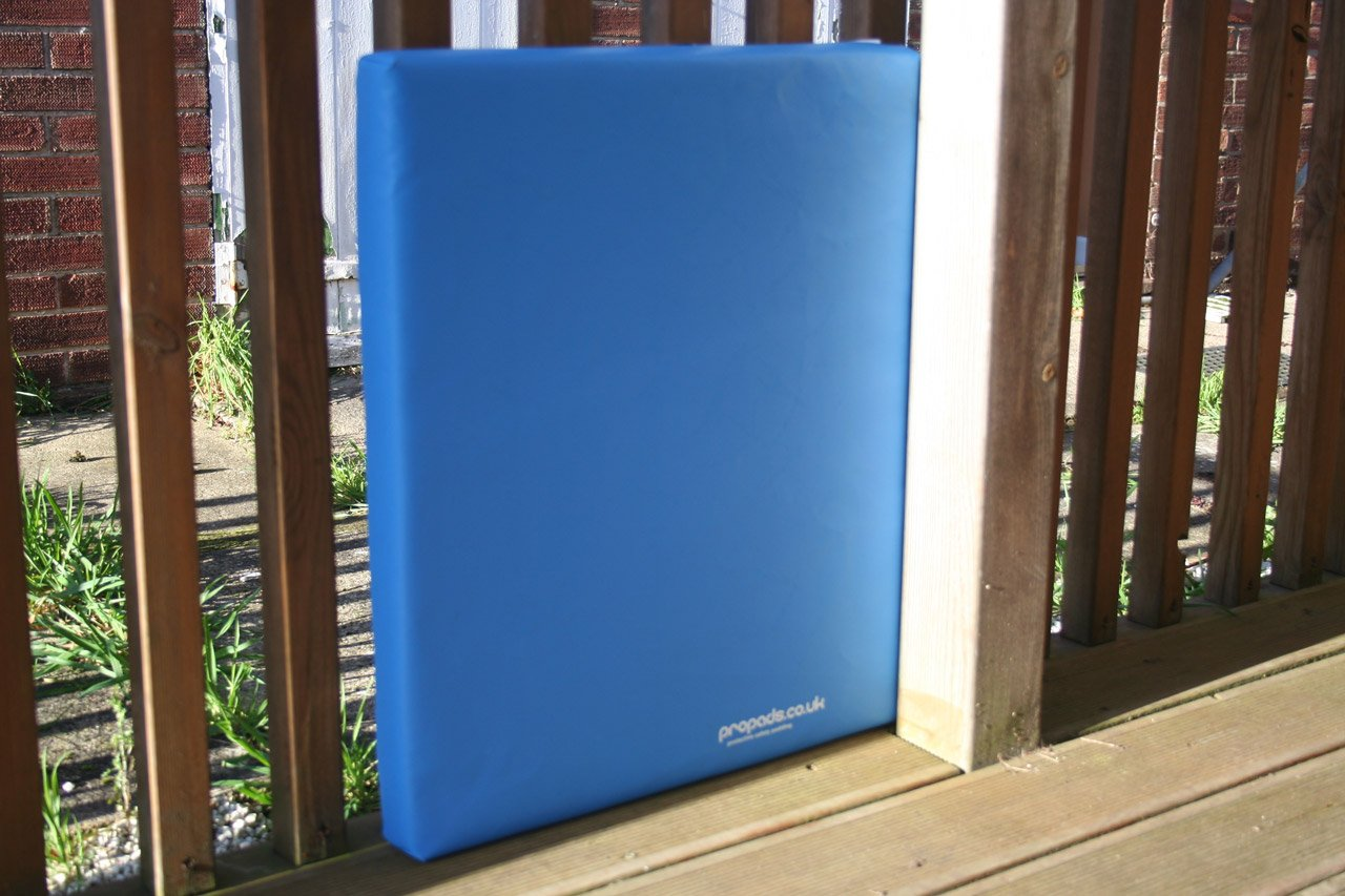 propads blue safety wall padding