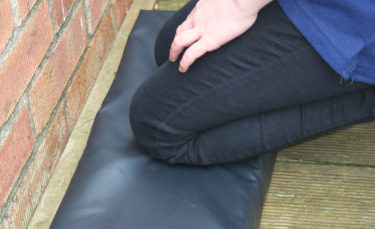 Propads kneeling mat black