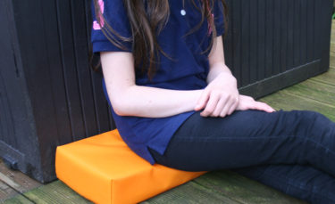 propads knee mat and seat amber